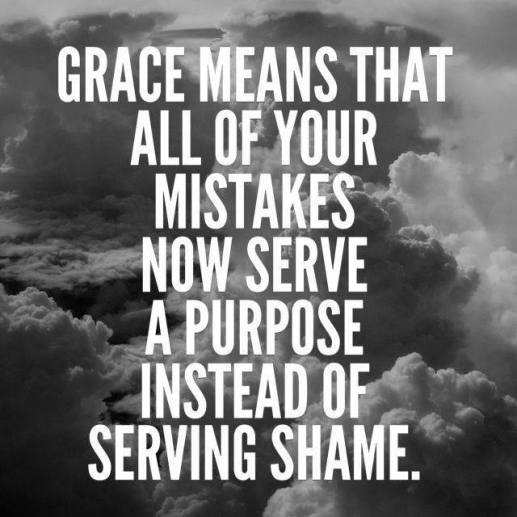graces purpose.