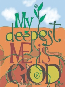 Deepest Me is God